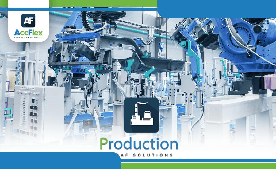 ورشة عمل على برنامج محاسبة التكاليف الصناعية Production Software