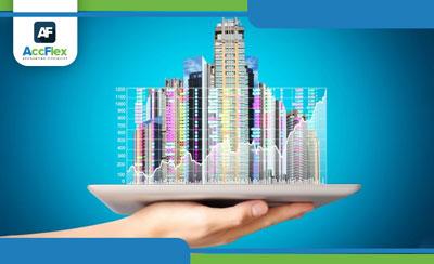 دورة الاستثمار العقارى وتطبيقها فى برنامج محاسبة الاستثمار العقارى