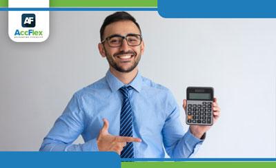 مهام محاسب العملاء