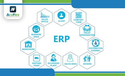 ما هي مميزات نظام ERP المحاسبيفي برامجERP من أكفليكس