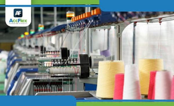 افضل برنامج حسابات مصنع ملابس من منظومة برامج حسابات أكفليكس