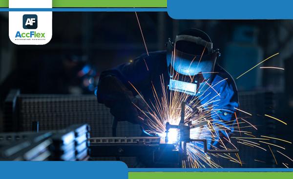 تعرف على دورة عمل برنامج التصنيع من منظومة برامج حسابات أكفليكس