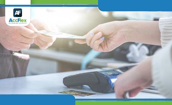دورة عمل برنامج ادارة نقاط البيع أكفليكس من حيث متابعة قائمة الحركات والتقارير